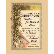 Beethoven, Ludwig van : Sonatas for Violin and Piano