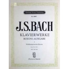 Bach, J.S. : Klavierwerke Vol. I part 1