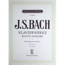 Bach, J.S. : Klavierwerke Vol. I part 3