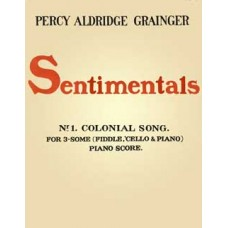 Grainger, Percy : Colonial song