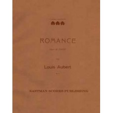 Aubert, Louis : Romance