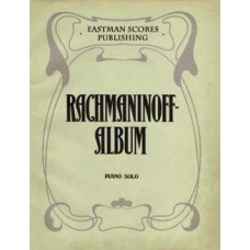 Rachmaninoff, Sergei : Album, collection of the most popular compositions.