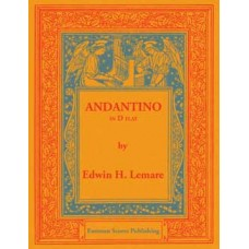 Lemare, Edwin Henry : Andantino in D flat for the organ