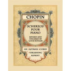 Chopin, Frederic : Scherzos pour piano / Revised and Fingered by Louis Kohler