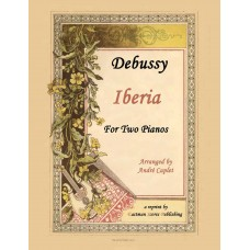 Debussy, Claude : Iberia for Two Pianos
