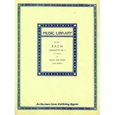 Bach, J.S. : Concerto No. 2 in E Major, Edited by Theodore Spiering