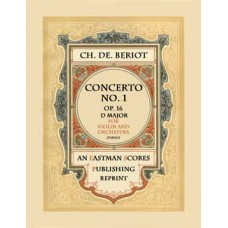 Beriot, Charles de : Concerto no. 1 for Violin and Piano